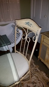 Metal + Glass Table and Chairs Nov 2014 c